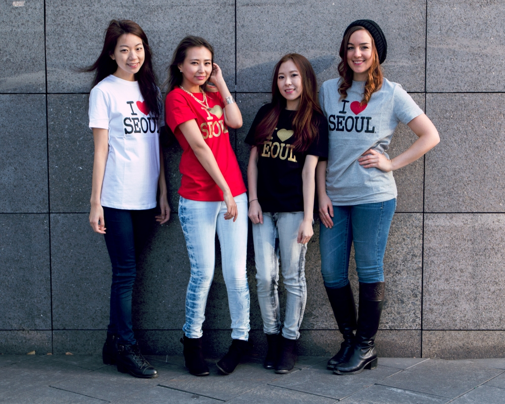 Seoul Shirt Group 002