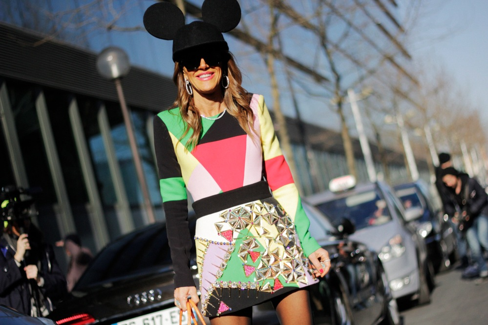 anna dello russo after kenzo